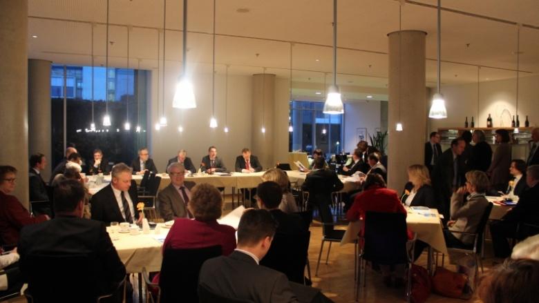 Sitzung der AG Kommunalpolitik