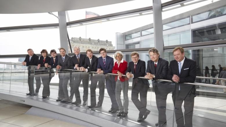 Die Landesgruppe der CDU Schleswig-Holstein