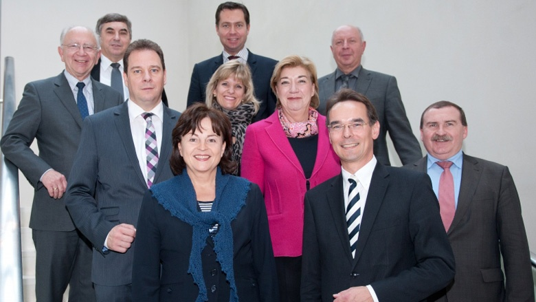 Die CDU/CSU-Mitglieder der Arbeitsgemeinschaft Ländliche Räume