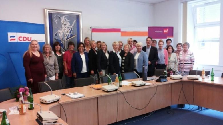 Frauen Union (FU) und Kommunalpolitische Vereingung (KPV) der CDU