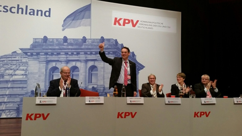 KPV: Ingbert Liebing MdB als Bundesvorsitzender wiedergewählt